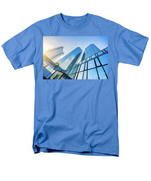 Skyscrapers Men's T-Shirt  (Regular Fit) by JR Photography