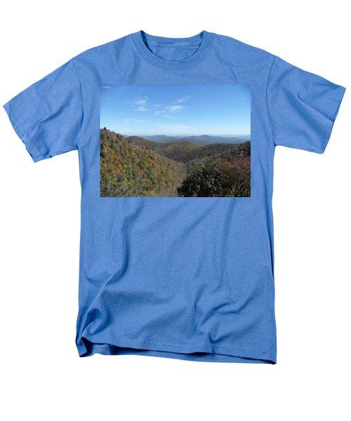 Smokies 6 Men's T-Shirt  (Regular Fit) by Val Oconnor