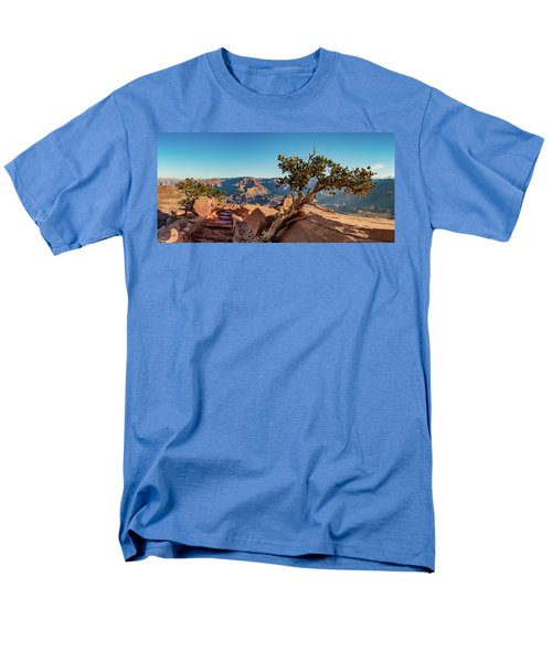 South Kaibab Grand Canyon Men's T-Shirt  (Regular Fit) by Phil Abrams