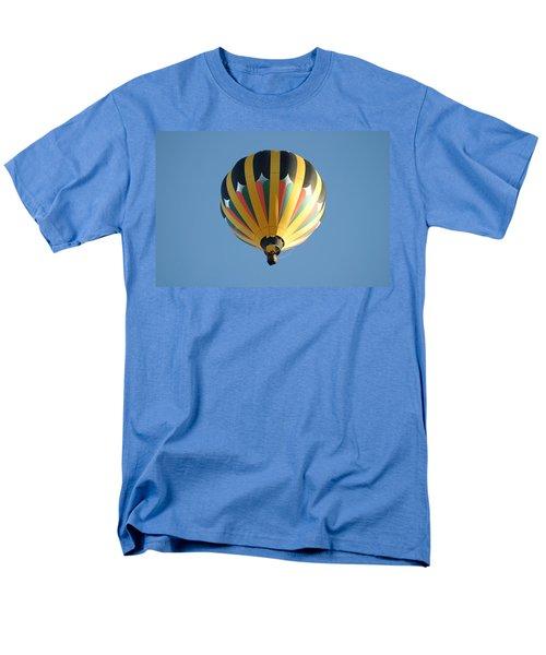 Men's T-Shirt  (Regular Fit) featuring the digital art Spinning Top by Gary Baird