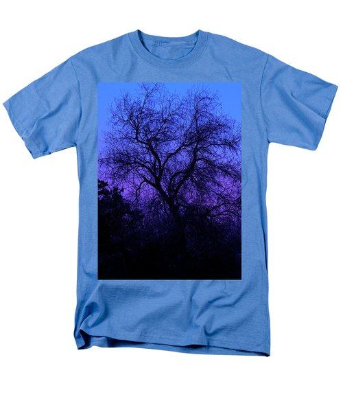 Spooky Tree Men's T-Shirt  (Regular Fit) by Paul Marto