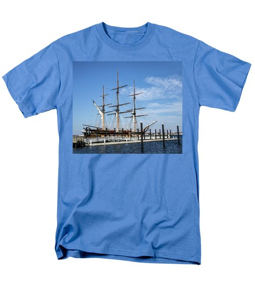 Ssv Oliver Hazard Perry Men's T-Shirt  (Regular Fit) by Nancy De Flon