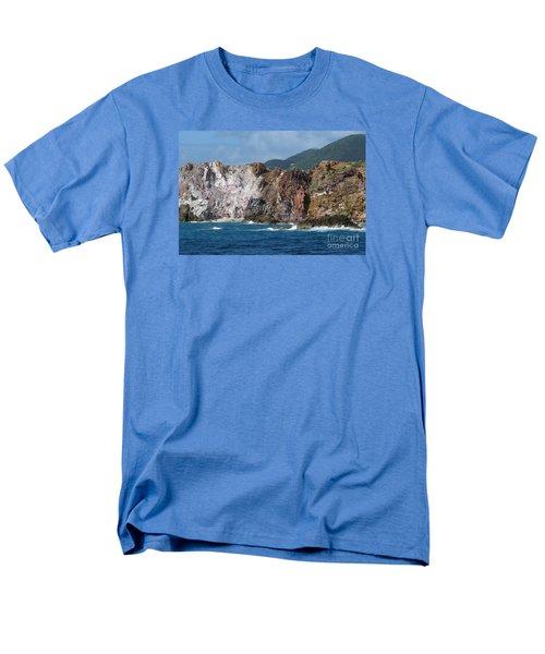 St. Thomas Shoreline Men's T-Shirt  (Regular Fit)