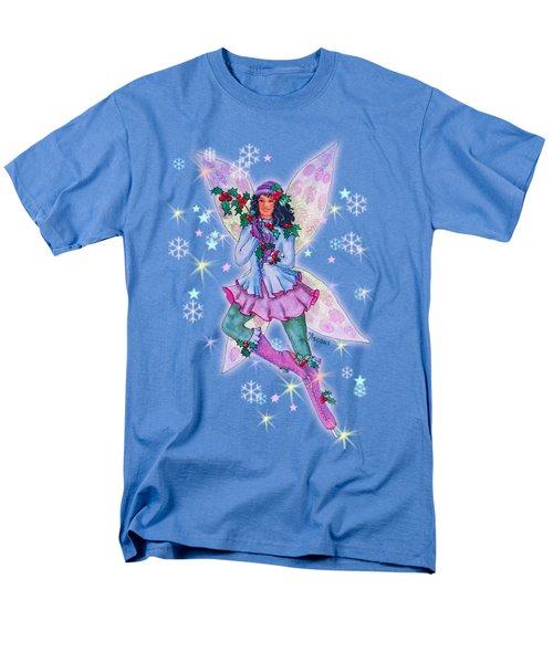 Starr Lynn Holliday Fairy Men's T-Shirt  (Regular Fit) by Teresa Ascone