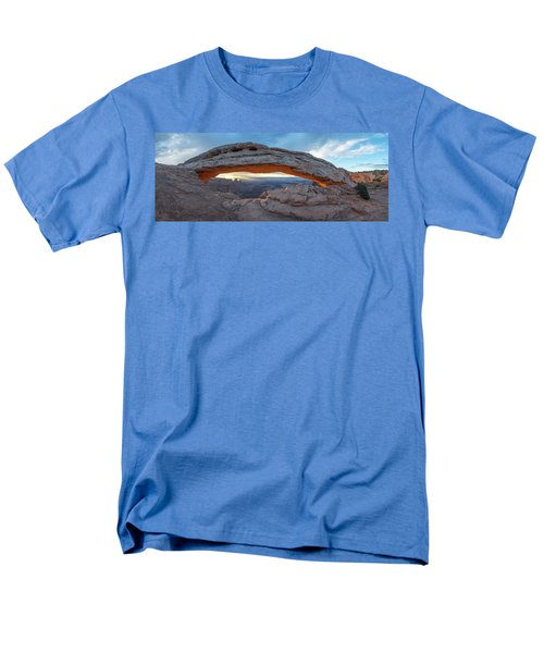 Men's T-Shirt  (Regular Fit) featuring the photograph Stuck In A Moment by Dustin LeFevre