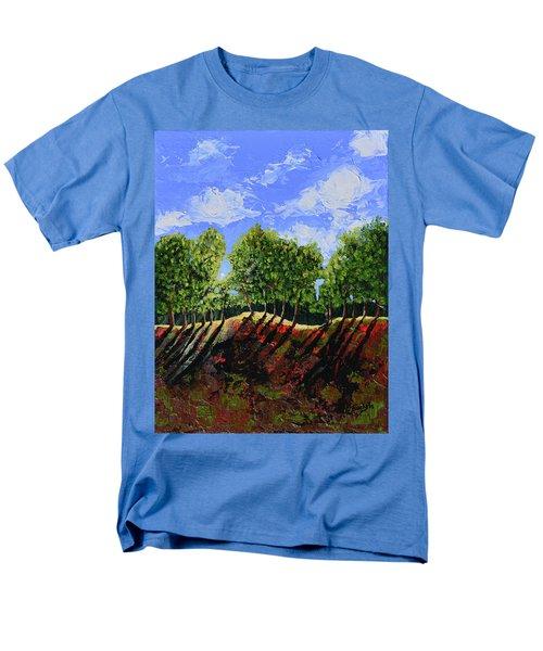 Summer Shadows Men's T-Shirt  (Regular Fit) by Donna Blackhall
