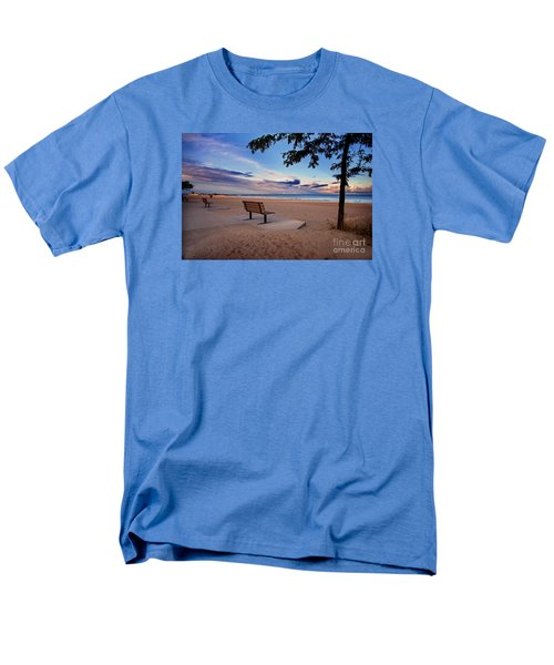 Summers Over Men's T-Shirt  (Regular Fit) by Randall  Cogle