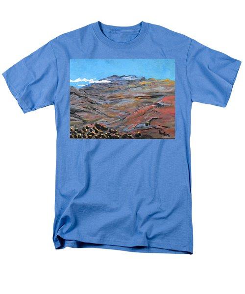 Sun Salutation At Haleakala Men's T-Shirt  (Regular Fit)