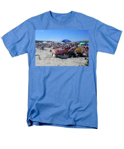Sunday At The Beach Men's T-Shirt  (Regular Fit) by Paul Meinerth
