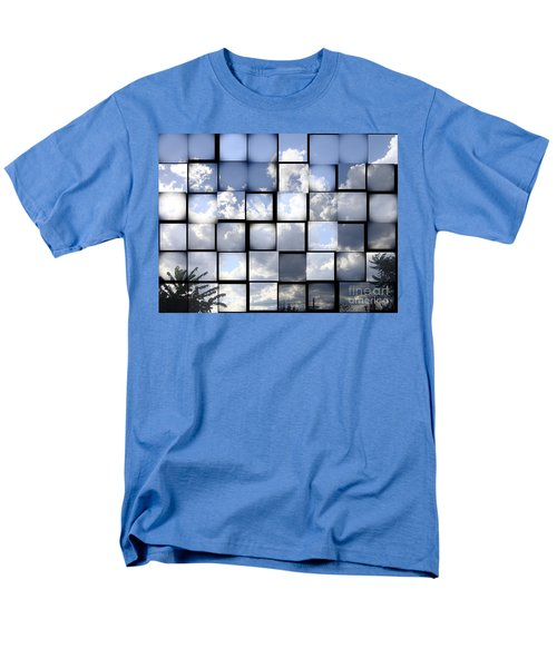 Men's T-Shirt  (Regular Fit) featuring the photograph Sunny Sky by Christina Verdgeline