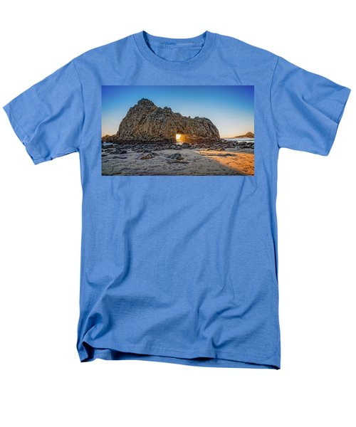 Sunset At Hole In The Rock Men's T-Shirt  (Regular Fit) by James Hammond