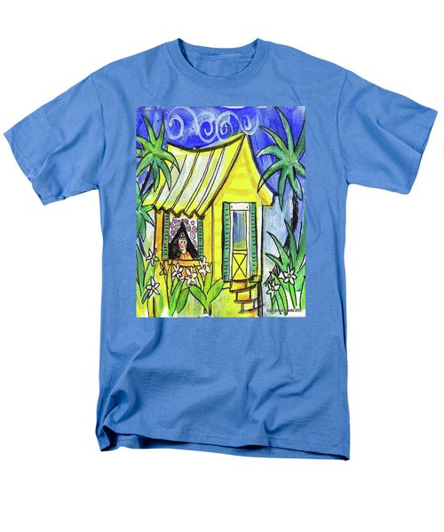 Sunshine Cottage Men's T-Shirt  (Regular Fit)