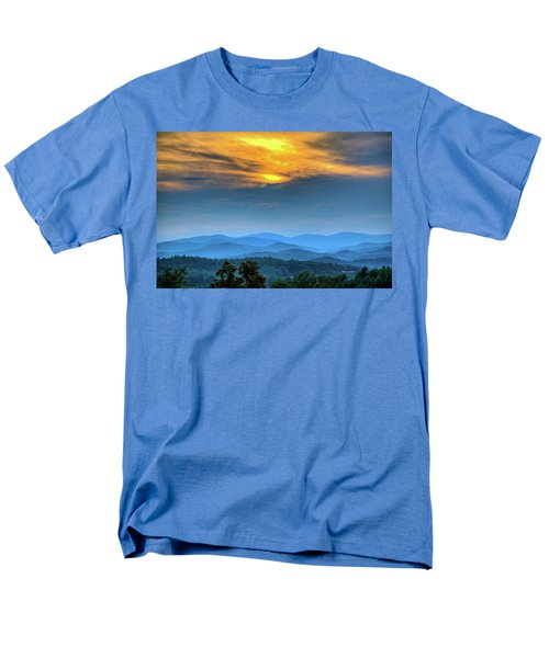 Surrender The Day Men's T-Shirt  (Regular Fit) by Dale R Carlson