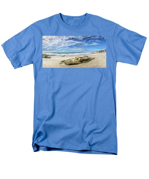 Men's T-Shirt  (Regular Fit) featuring the photograph Surrounded By Beauty by Peter Tellone