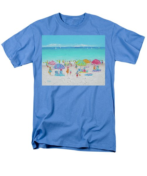 Sweet Sweet Summer Men's T-Shirt  (Regular Fit) by Jan Matson