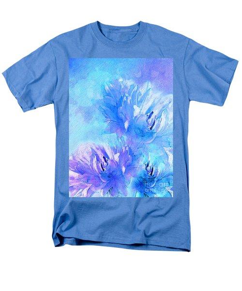 Men's T-Shirt  (Regular Fit) featuring the digital art Tenderness by Klara Acel