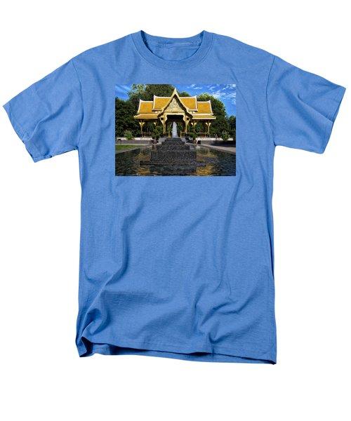 Thai Pavilion - Madison - Wisconsin Men's T-Shirt  (Regular Fit) by Steven Ralser