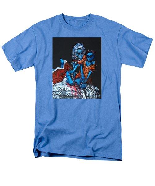 The Alien Judith Beheading The Alien Holofernes Men's T-Shirt  (Regular Fit)