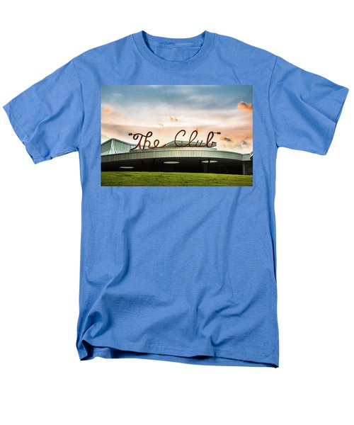 Men's T-Shirt  (Regular Fit) featuring the photograph The Club Birmingham by Parker Cunningham