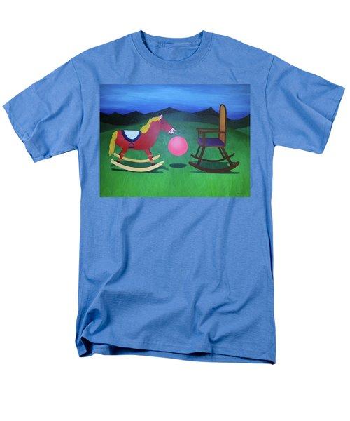 The Floating In-between Men's T-Shirt  (Regular Fit)