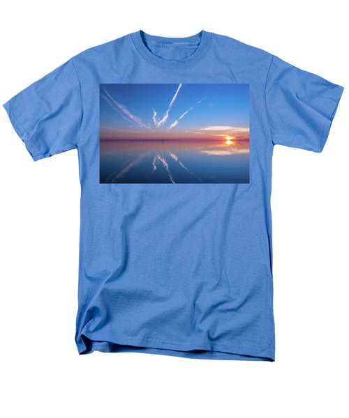 Men's T-Shirt  (Regular Fit) featuring the photograph The Mirror by Thierry Bouriat