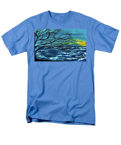 The Ocean Men's T-Shirt  (Regular Fit) by Saribelle Rodriguez