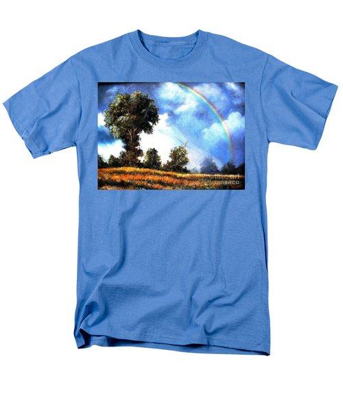 The Promise  Men's T-Shirt  (Regular Fit) by Hazel Holland