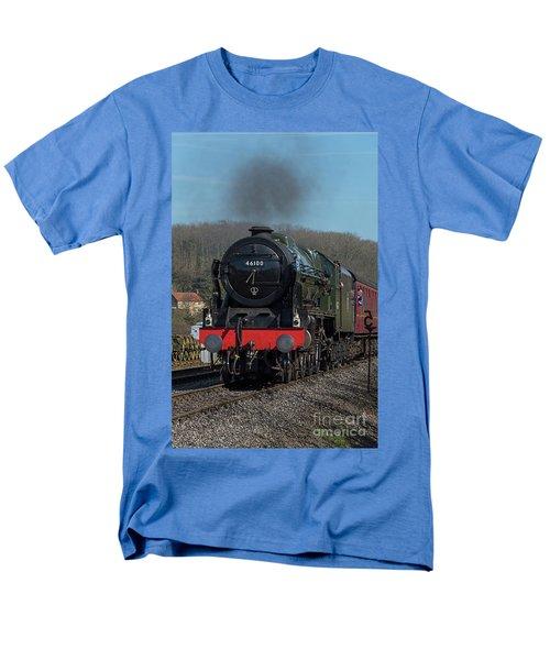 The Royal Scot 1 Men's T-Shirt  (Regular Fit) by David  Hollingworth