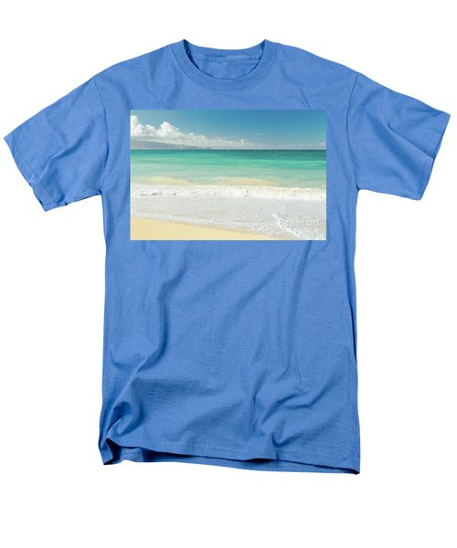 Men's T-Shirt  (Regular Fit) featuring the photograph This Paradise Life by Sharon Mau