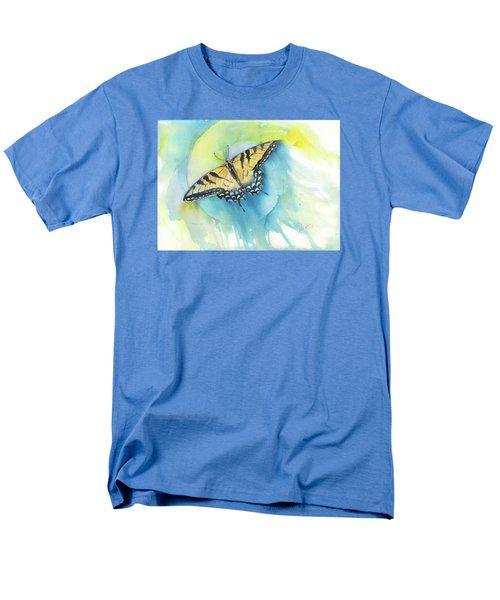 Tiger Swallowtail Men's T-Shirt  (Regular Fit)