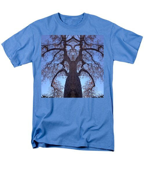 Tree Creature Men's T-Shirt  (Regular Fit) by Nora Boghossian