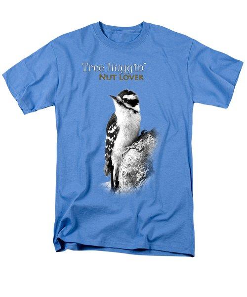 Tree Huggin' Nut Lover Men's T-Shirt  (Regular Fit)