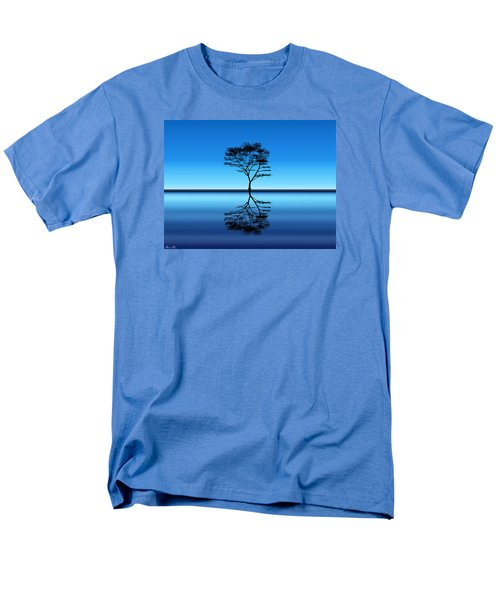 Men's T-Shirt  (Regular Fit) featuring the photograph Tree Of Life by Bernd Hau