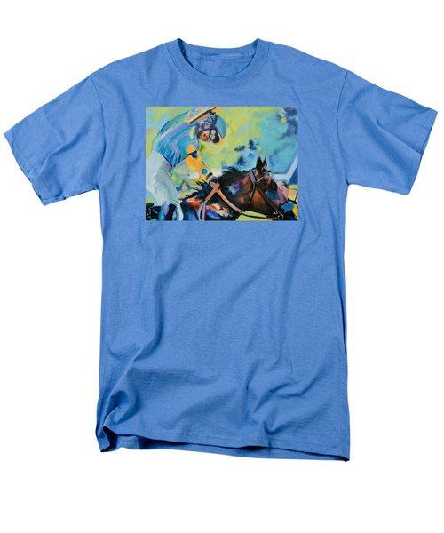 Triple Crown Champion American Pharoah Men's T-Shirt  (Regular Fit)