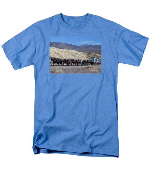 Twenty Mule Teams Men's T-Shirt  (Regular Fit) by Ivete Basso Photography