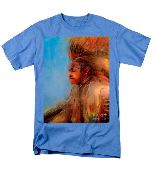 Wakantanka Maka Kin Kaye Men's T-Shirt  (Regular Fit)