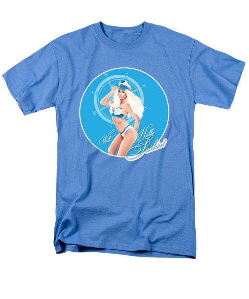 Well Hello Sailor Men's T-Shirt  (Regular Fit)