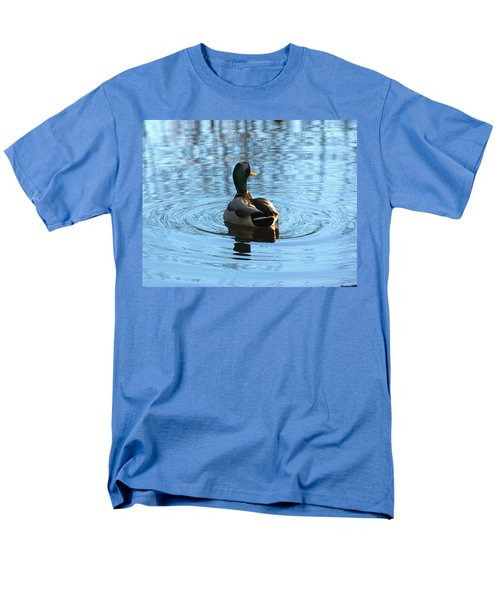 Which Way? Men's T-Shirt  (Regular Fit) by John Rossman