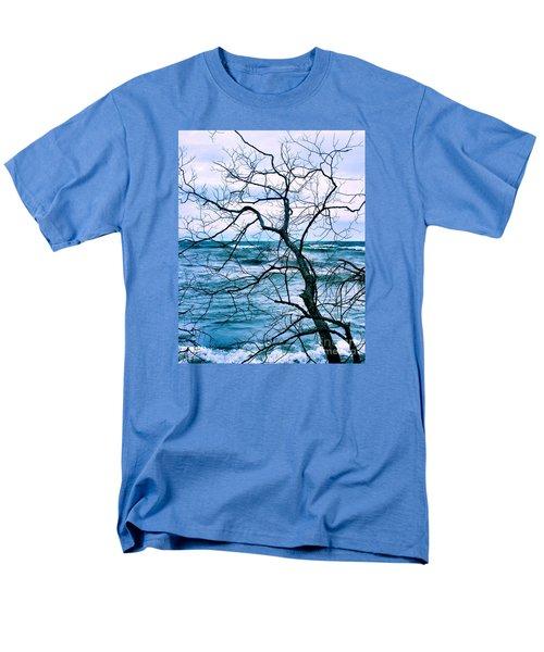 Wind Swept Men's T-Shirt  (Regular Fit) by Heather King