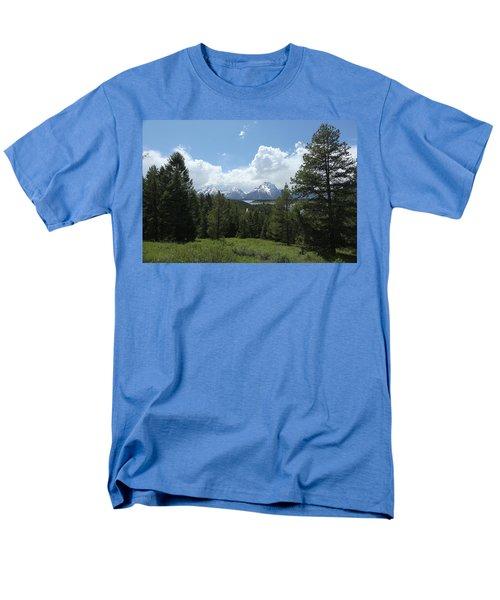 Wyoming 6500 Men's T-Shirt  (Regular Fit)
