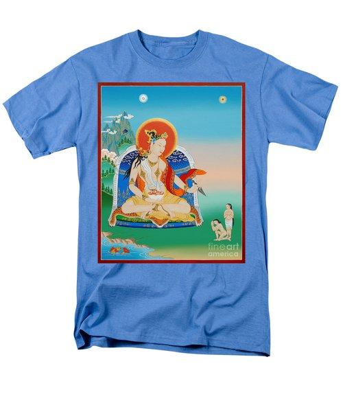 Yeshe Tsogyal Men's T-Shirt  (Regular Fit) by Sergey Noskov