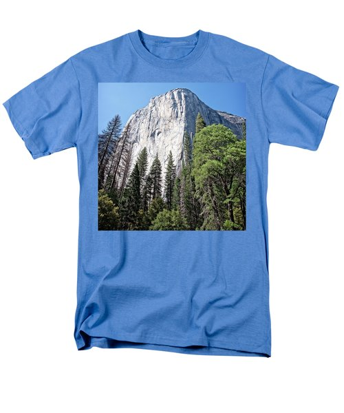 Captain Men's T-Shirt  (Regular Fit) by Ryan Weddle