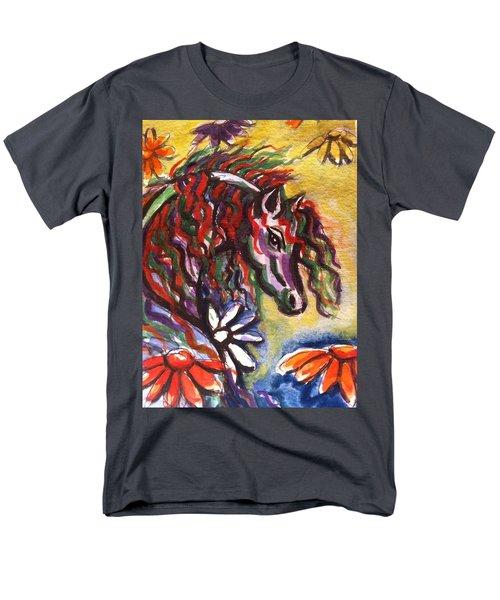 Dream Horse 2 Men's T-Shirt  (Regular Fit) by Hae Kim