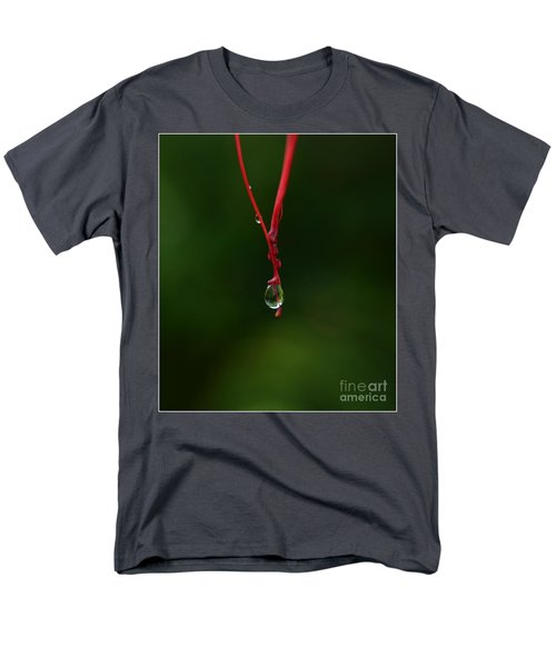 Waterdrop Men's T-Shirt  (Regular Fit) by Michelle Meenawong