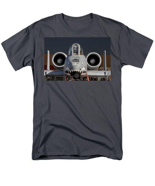 A-10 Warthog Men's T-Shirt  (Regular Fit) by John Black