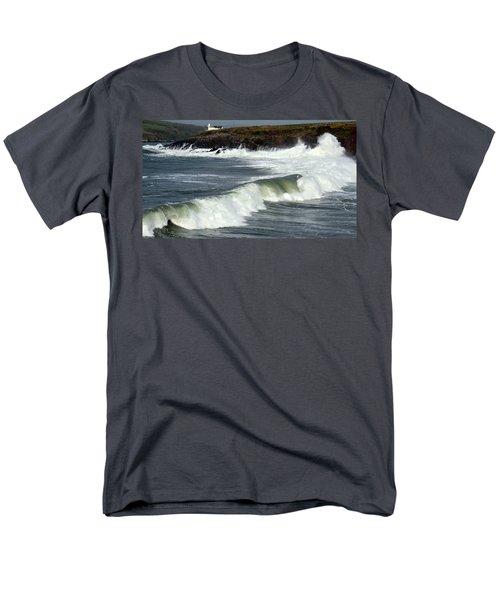 Big Swell Men's T-Shirt  (Regular Fit) by Barbara Walsh