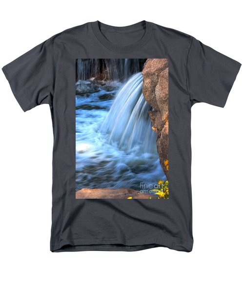 First Light Men's T-Shirt  (Regular Fit) by Deb Halloran
