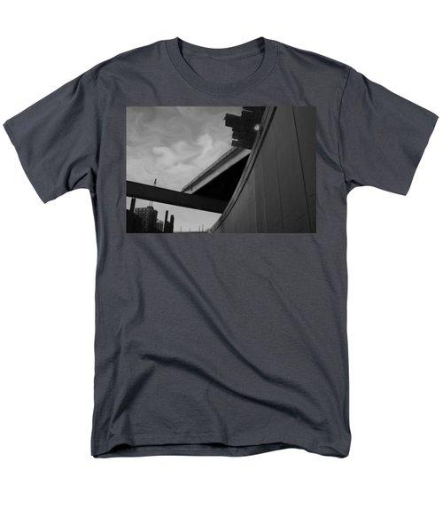 Men's T-Shirt  (Regular Fit) featuring the photograph Going Under by Jamie Lynn