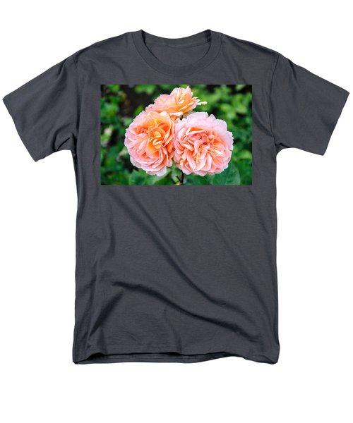 Happy  Men's T-Shirt  (Regular Fit) by Roxy Hurtubise