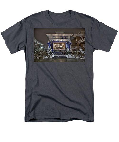 Hitsville Usa Men's T-Shirt  (Regular Fit) by Nicholas  Grunas